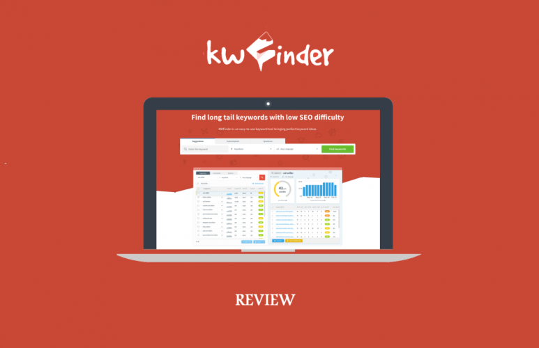 KeywordFinder Tool Review