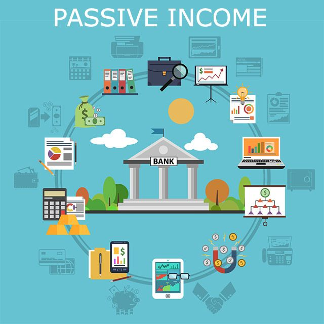 multiple streams of passive income
