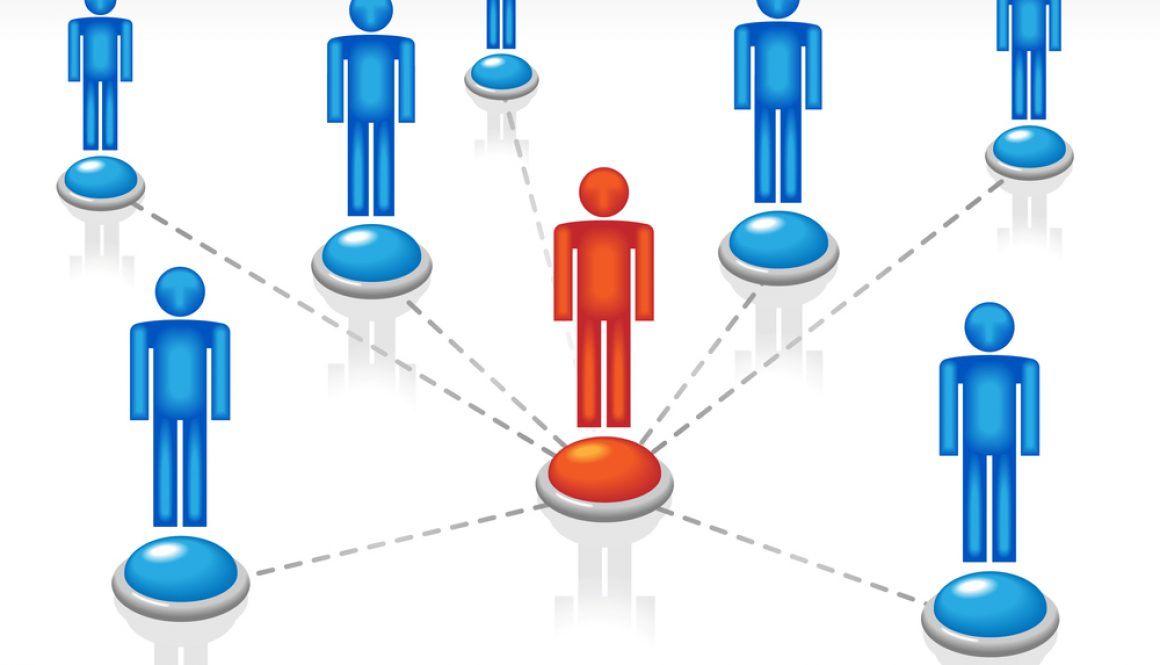 center of influence networking