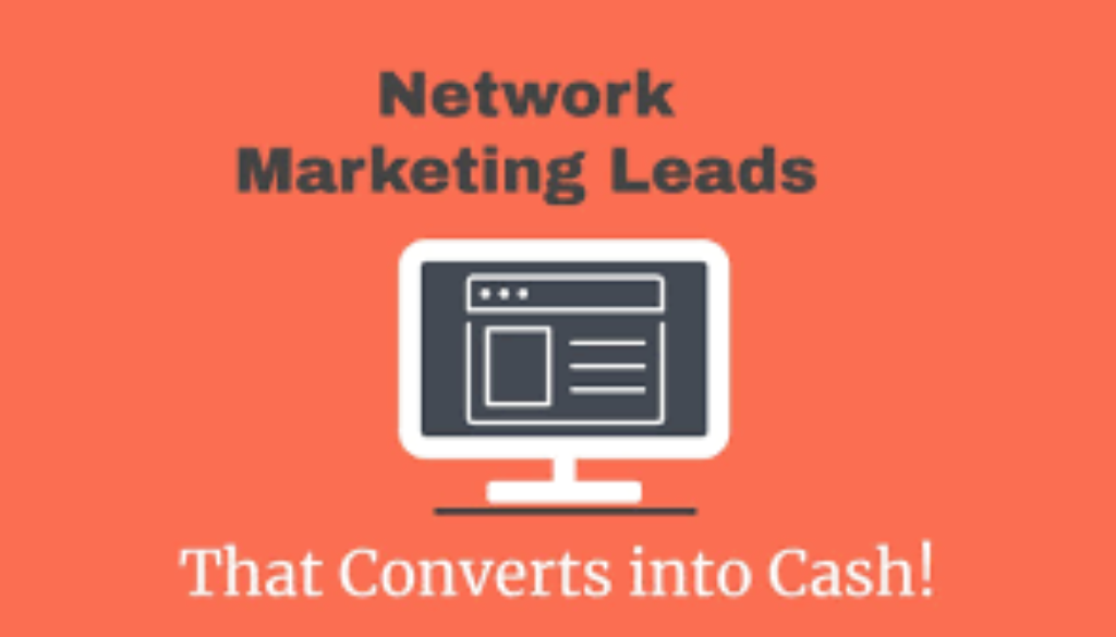 Convert Traffic into Network Marketing Leads